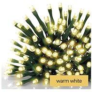 EMOS LED vánoční řetěz, 50 m, venkovní i vnitřní, teplá bílá, časovač - Svetelná reťaz
