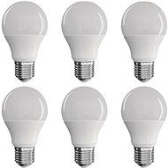 EMOS LED žiarovka Classic A60 9 W E27 neutrálna biela - LED žiarovka
