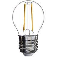 EMOS LED žiarovka Filament Mini Globe 2 W E27 teplá biela - LED žiarovka