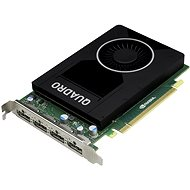 HP NVIDIA Graphics PLUS Quadro M2000 4 GB - Grafická karta