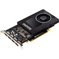 HP NVIDIA Graphics PLUS Quadro P2000 - Grafická karta