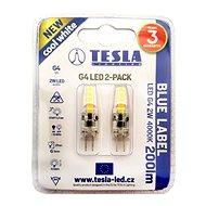 TESLA LED 2 W G4 2 ks - LED žiarovka