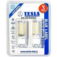 TESLA LED 3W G9 2ks 4000K - LED žiarovka
