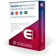 Edu-learning na výučbu Wordu, Excelu, PowerPointu a Outlooku (elektronická licencia) - Elektronická licencia