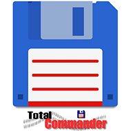 Kancelársky softvér Total Commander pre 1 používateľa (elektronická licencia)