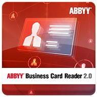 ABBYY Business Card Reader 2.0 for Windows (elektronická licencia) - Softvér