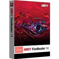 ABBYY FineReader 14 Standard Upgrade (elektronická licencia) - Softvér OCR