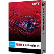 ABBYY FineReader 14 Corporate (elektronická licencia) - Softvér OCR