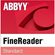 ABBYY FineReader Pro for Mac (elektronická licencia) - Softvér OCR