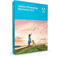 Adobe Photoshop Elements 2020 MP ENG upgrade (elektronická licencia) - Grafický program