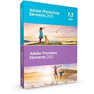 Adobe Photoshop Elements + Premiere Elements 2020 MP ENG (elektronická licencia) - Grafický program