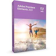 Adobe Premiere Elements 2021 CZ (Electronic License) - Graphics Software