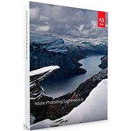 Adobe Photoshop Lightroom 6 MP ENG COM - Elektronická licencia