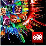 Adobe Creative Cloud for teams All Apps with Adobe Stock MP ENG Commercial (12 mesiacov) (elektronická licencia)