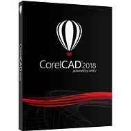 CorelCAD 2018 Licencia PCM ML pre jedného používateľa (elektronická licencia) - Elektronická licencia
