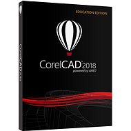 CorelCAD 2018 Classroom License EDU (elektronická licencia) - Elektronická licencia