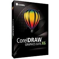 CorelDRAW Graphics Suite X6 pro jednoho uživatele EDU (elektronická licence) - Elektronická licencia