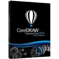 CorelDRAW Technical Suite 2017 pre jedného užívateľa (elektronická licencia) - Elektronická licencia