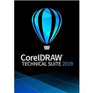 CorelDRAW Technical Suite predplatné na 1 rok pre jedného používateľa (elektronická licencia) - Grafický program