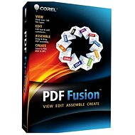 Corel PDF Fusion 1 License ML WIN (Electronic License) - Office Software