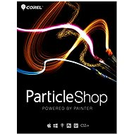 Corel ParticleShop Corporate License (elektronická licencia) - Grafický program
