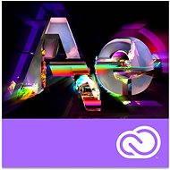 Adobe After Effects Creative Cloud MP ENG Commercial (12 mesiacov) (elektronická licencia) - Grafický program