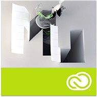 Adobe Muse Creative Cloud MP ML (vr. CZ) Commercial (1 mesiac) (elektronická licencia) - Elektronická licencia