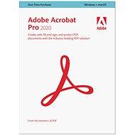 Acrobat Pro DC (12) WIN CZ NEW COM Lic 1+ (450) (elektronická licencia) - Elektronická licencia