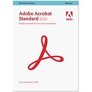 Acrobat Standard 2020 WIN SK Upgrade (elektronická licencia) - Kancelársky softvér