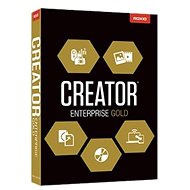 Corel Creator Gold 10 Enterprise License ML (elektronická licence) - Elektronická licence