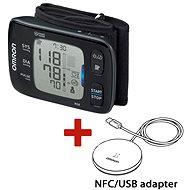 OMRON RS8 s pripojením na internet + NFC/USB adaptér - Tlakomer
