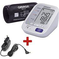 OMRON M3 Comfort + zdroj - Tlakomer