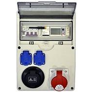 Typ 2 – CEE 16 A – 32 A 400 V/230 V - Nabíjacia stanica