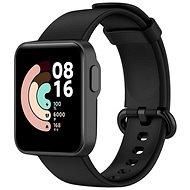Epico Silicone Strap Xiaomi Mi Watch Lite čierny - Remienok