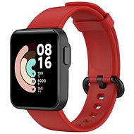 Epico Silicone Strap Xiaomi Mi Watch Lite červený - Remienok