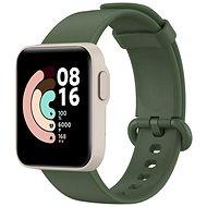 Epico Silicone Strap Xiaomi Mi Watch Lite zelený - Remienok