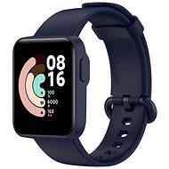 Epico Silicone Strap Xiaomi Mi Watch Lite modrý - Remienok