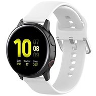 Epico Silicone Strap Xiaomi Mi Watch biely - Remienok