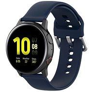 Epico Silicone Strap Xiaomi Mi Watch modrý - Remienok