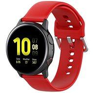 Epico Silicone Strap Xiaomi Mi Watch červený - Remienok