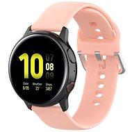 Epico Silicone Strap Xiaomi Mi Watch ružový - Remienok