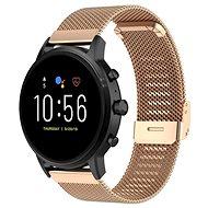 Epico Milanese Strap Xiaomi Mi Watch zlatý - Remienok