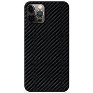 "Epico Carbon Magnetic Magsafe Compatible Case iPhone 12 Pro Max (6,7"") – čierny - Kryt na mobil"