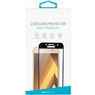 Epico Glass 2.5D pre Huawei Mate 10 Pro čierne - Ochranné sklo
