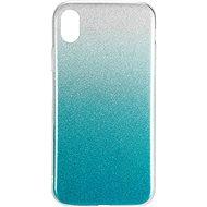 Epico Gradient na iPhone XR – modrý - Kryt na mobil