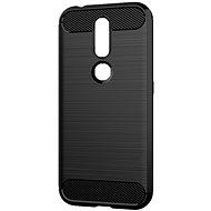 Epico CARBON Nokia 4.2 – čierny - Kryt na mobil
