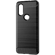 Epico CARBON Motorola Moto One Vision – čierny - Kryt na mobil