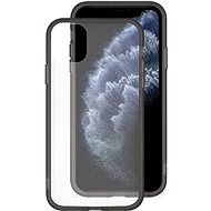 EPICO GLASS CASE iPhone 11 Pro - transparentný / čierny