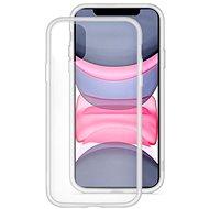 EPICO GLASS CASE 2019 iPhone 11 – transparentný/biely - Kryt na mobil