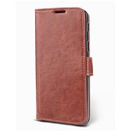 Epico Flip Case Nokia 6.1 – hnedé - Puzdro na mobil